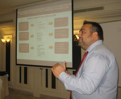 """2015/09/28 Jornada de Auditoría (Principios fundamentales de ética e independencia del auditor y los objetivos globales del auditor. Serie 200-300 NIAS) • <a style=""""font-size:0.8em;"""" href=""""http://www.flickr.com/photos/55042249@N06/21167249083/"""" target=""""_blank"""">View on Flickr</a>"""