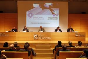 Presentación del Congreso en CajaGranada