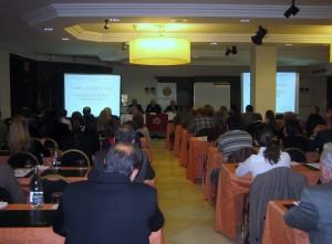 Dos centenares de profesionales han asistido a las tres sesiones de las Jornadas