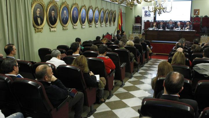 Merma la entrada de concursos en el Juzgado de lo Mercantil granadino, pero continúa con retrasos de dos años