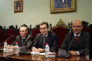 """Conferencia de clausura del curso """"La nueva Ley de Sociedades de Capital"""" 24/1/2011"""
