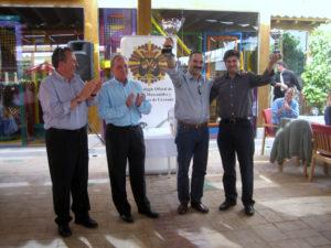 Entrega trofeos futbol Cotime-AEAT 6/5/ 2011