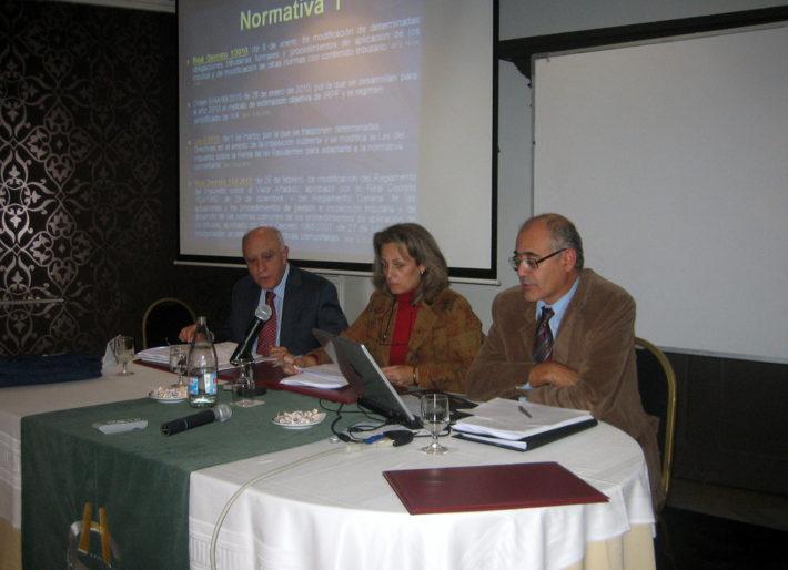 Jornada sobre Cierre de Cuentas (IVA y Contabilidad) 14/12/2010