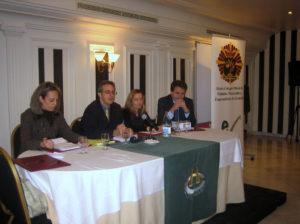 Jornada sobre delitos societarios del órgano de administración, 02/12/2010