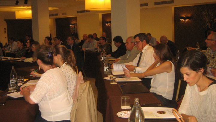 Bajan las disoluciones de empresas en Granada